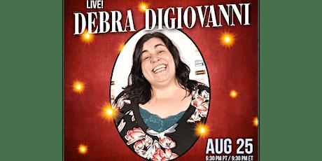 Debra DiGiovanni: Live Stand-up Comedy tickets