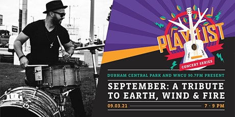 PLAYlist: September: A Tribute to Earth, Wind & Fire tickets