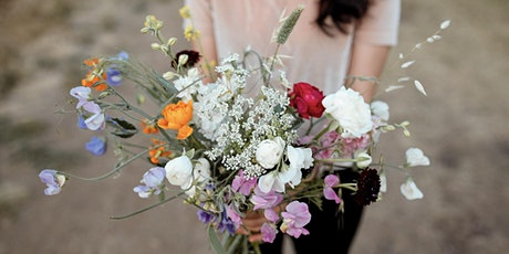 Gather & Create: Build Your Own Summer Bouquet tickets