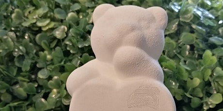 Paint Your Own Pottery - Teddy Bear Love tickets