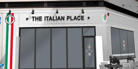 The Italian Place Mosaic District Grand Opening! tickets