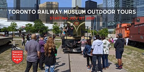 Toronto Railway Museum Outdoor Tours tickets