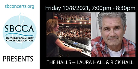Laura Hall & Rick Hall - SBCCA Live Stream tickets