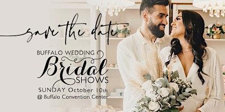 Buffalo Wedding Bridal Show at Buffalo Convention Center tickets