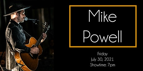 Mike Powell at The 443 tickets