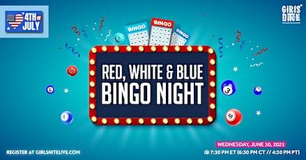 Red, White & Blue Bingo Night LIVE! tickets