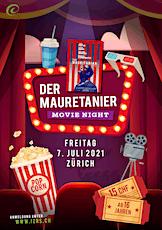 Movie Night in Zürich - Der Mauretanier tickets