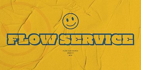 FLOW  Service!  26/06 ingressos
