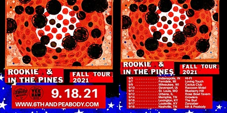 Rookie + In The Pines tickets