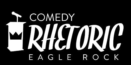 Comedy Rhetoric Stand Up Comedy Show tickets