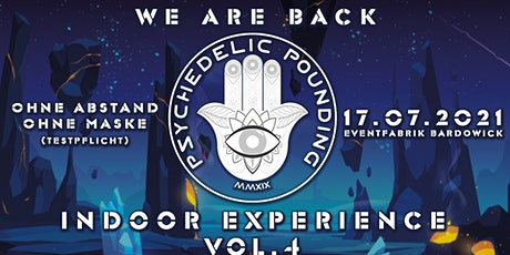 Psychedelic Pounding Indoor Experience Tickets