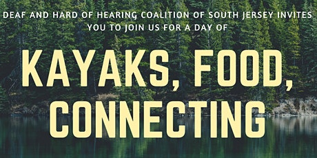 Let's Connect South Jersey Deaf & HH Community tickets