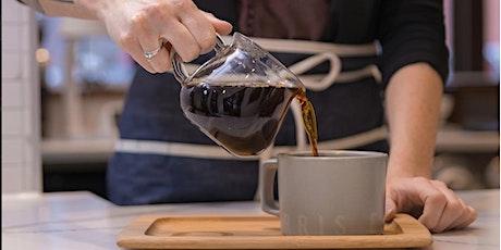 Coffee Tasting: Identifying Taste + Understanding Origin tickets