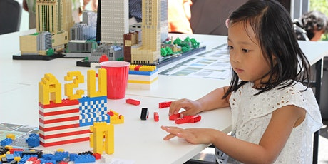 Block City Lego Building Day tickets