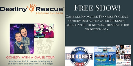 Austin and LeB Presents Comedy With A Cause Tour tickets