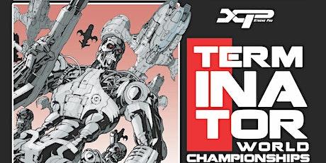 Terminator World Championships tickets