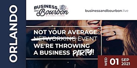 Business and Bourbon Southeast Tour (Orlando) tickets