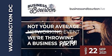 Business and Bourbon Southeast Tour (Washington D.C) tickets