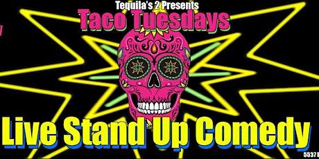 Taco Tuesday's Comedy Showcase tickets