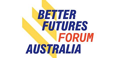Better Futures Forum tickets