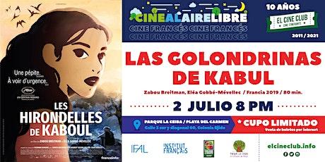 Las Golondrinas de Kabul / Cine Francés boletos