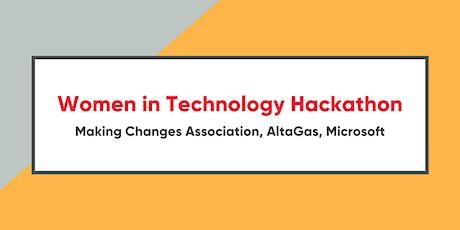 Women in Technology Hackathon tickets