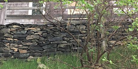Dry Stone Walls Workshop 2 tickets