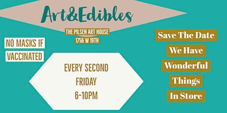 Art & Edibles tickets