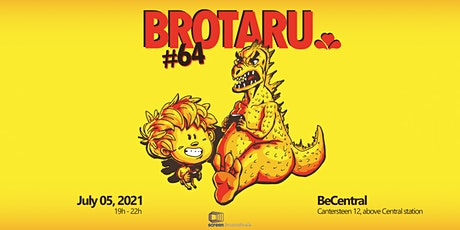 BROTARU #64 tickets