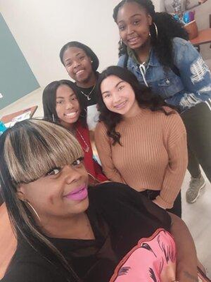 GLAM GURLS 360  TEEN  BEAUTY CONFERENCE image