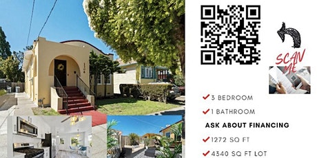 Open House in South Berkeley this Weekend! tickets