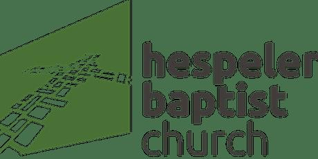 Hespeler Baptist Church Worship Service - 11 am tickets