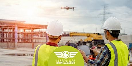 Curso de Licencia Drone FAA-107 (Nocturno) tickets