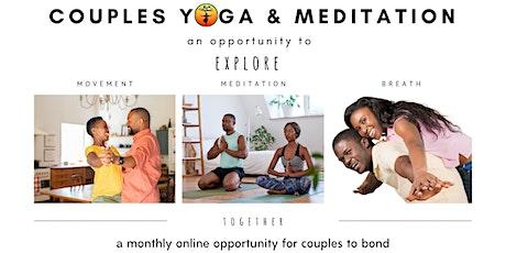 Couples Yoga/Meditation tickets