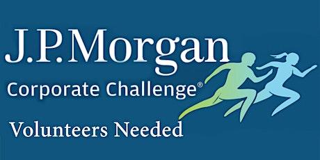 JPMorgan Corporate Challenge - Volunteers Needed tickets