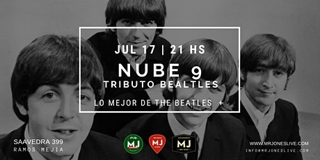 NUBE 9 - TRIBUTO THE BEATLES - entradas