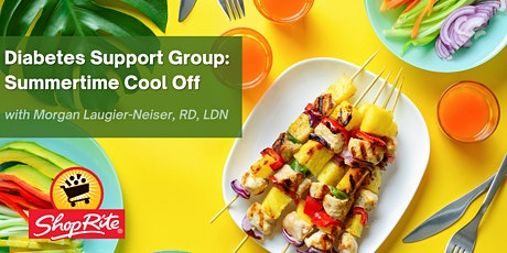 Diabetes Support Group: Summertime Cool-Off tickets
