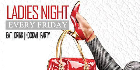 Ladies Night Fridays (Free Entry w/RSVP) @ FUSION Lounge For ViP 4045768471 tickets