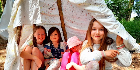 Go Wild in the Woods holiday club at Foxburrow Farm 27th July tickets
