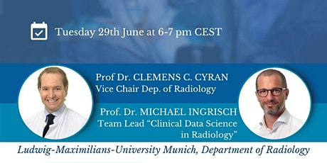 Clinical Data Science and AI In Medical Imaging tickets