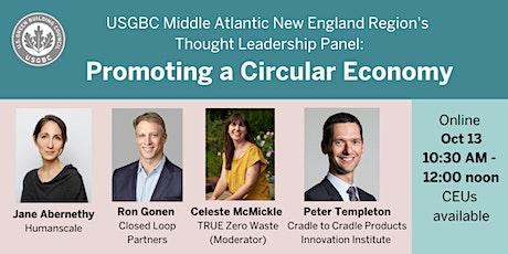 USGBC Middle Atlantic New England region: Promoting a circular economy tickets