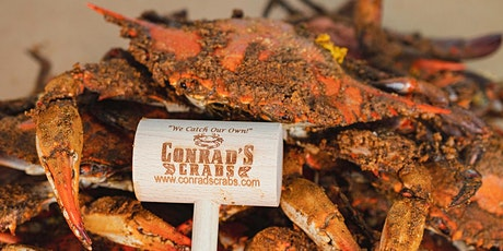 Conrad's Crabs & 1623 Brewing Co. Present: All You Can Eat Crab Feast! tickets