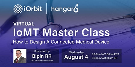 IoMT Master Class: How to Design a Connected Medical Device tickets