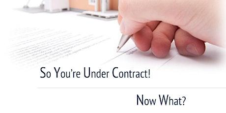 Under Contract, Now What? - Loren Bimler tickets