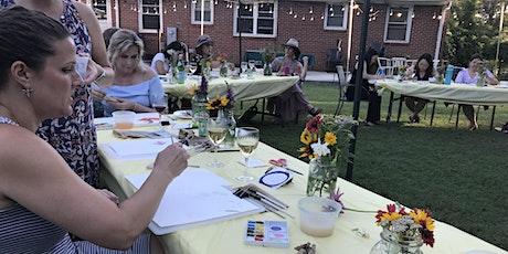 Art in the Garden Dinner Party - Aug. 7, 2021 tickets