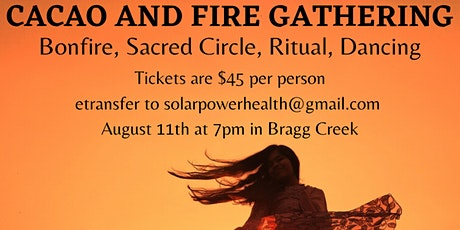 Sacred Earth: Forest Cacao Fire And Dance tickets