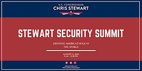 Stewart Security Summit tickets