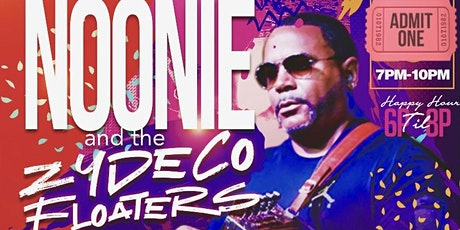 Noonie & The Zydeco Floaters tickets