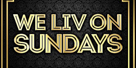 """We Liv On Sundays"" at Graham street station tickets"