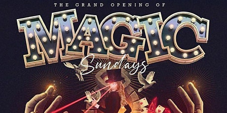 The Grand Opening Of Magic Sundays At 11:11 Lounge tickets